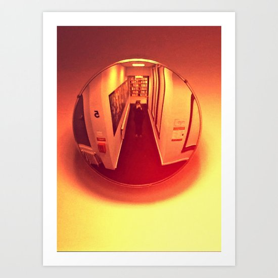 Mirror Ball #1 Art Print