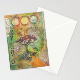 The Tree Of All Lives Stationery Cards