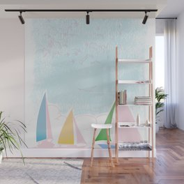 Sails for mee Wall Mural
