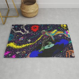 Astronomical Travis Rug