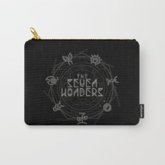 The Seven Wonders Carry-All Pouch