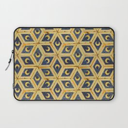 Tile Floor Laptop Sleeve