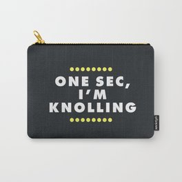 One sec, i'm knolling Carry-All Pouch