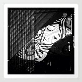 BRUM #001 Art Print