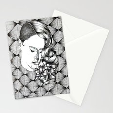 Punk is K.O. Stationery Cards