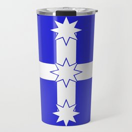 Australian Eureka Flag Travel Mug