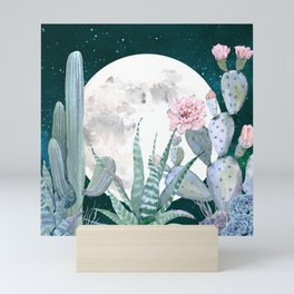 Desert Nights by Nature Magick Mini Art Print
