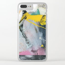 Florence Clear iPhone Case
