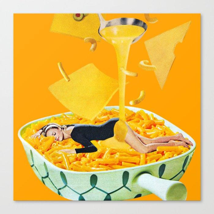 Cheese Dreams Leinwanddruck
