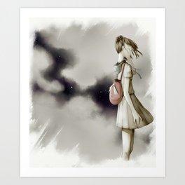 Lillie Art Print