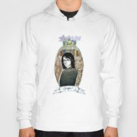 snape Hoodies featuring snape by hille
