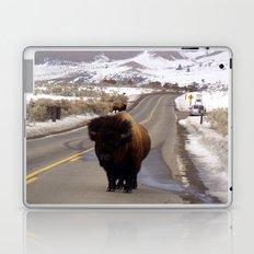 Montana Traffic Jam Laptop & iPad Skin