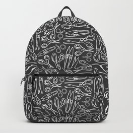 Inky Scissors Backpack