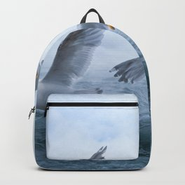 Gulls at Sea Backpack