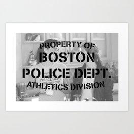 Jane Rizzoli's Athletics Division T-Shirt Art Print