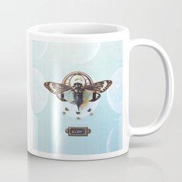 moon cicada Coffee Mug
