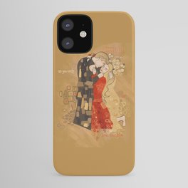 The Invention of the Kiss iPhone Case