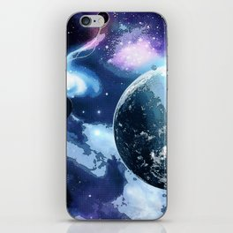 Unknown Sector iPhone Skin