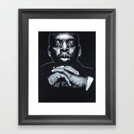 HOV Framed Art Print