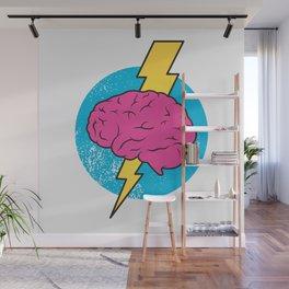 Brainstorming Wall Mural