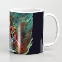 thor Mugs featuring Thor by ururuty
