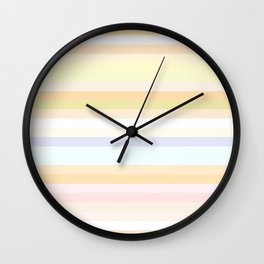 latte time Wall Clock