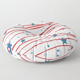 Stars and Stripes Floor Pillow