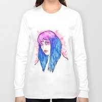 candy Long Sleeve T-shirts featuring candy by fixthesky