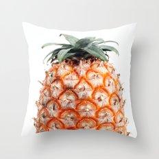 Azores pineapple Throw Pillow