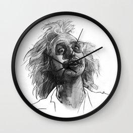 beeltejuice Wall Clock