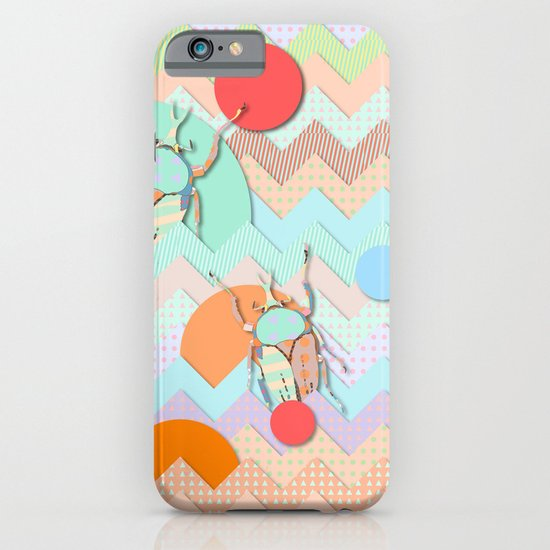 Insect VI iPhone & iPod Case