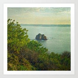 Breizh Art Print