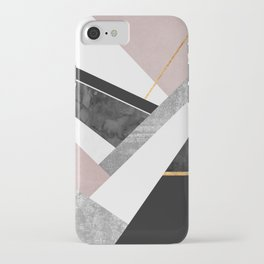 Lines & Layers 1 iPhone Case
