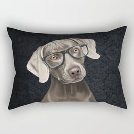 Mr Weimaraner Rectangular Pillow