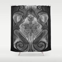 The Keeper V2 Shower Curtain