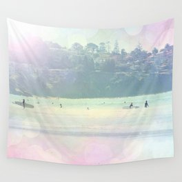 Bright Surfin 3 Wall Tapestry