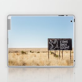 Leaving Marfa Laptop & iPad Skin