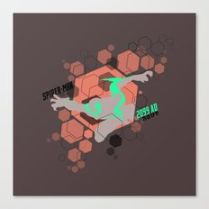 2099 // Spider-man Canvas Print