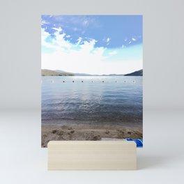 Lakeside at Priest Lake Mini Art Print
