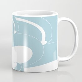 Art Nouveau Lady: The Chap Book Coffee Mug