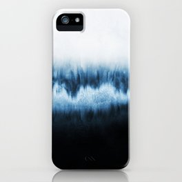 Forest of frost iPhone Case