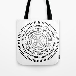 Fjorn on white Tote Bag