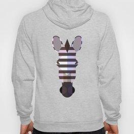 Zebra Hoody