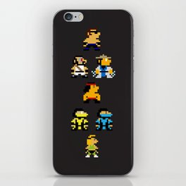 Choose Your Fighter iPhone Skin