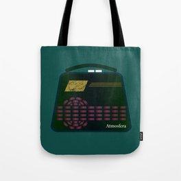 Little Radio Tote Bag