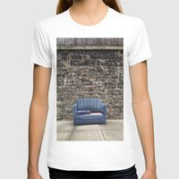 sofa T-shirts featuring sofa free by danielle marie
