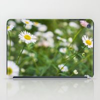 daisies iPad Cases featuring Daisies by Michelle McConnell