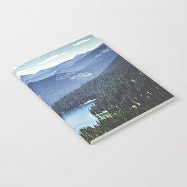 Dewey Lake, Washington Notebook