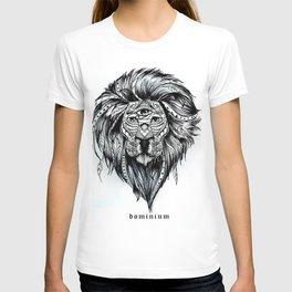 Dominium Lion T-shirt