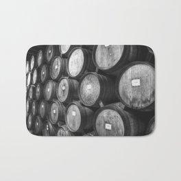 Stacked Barrels Bath Mat